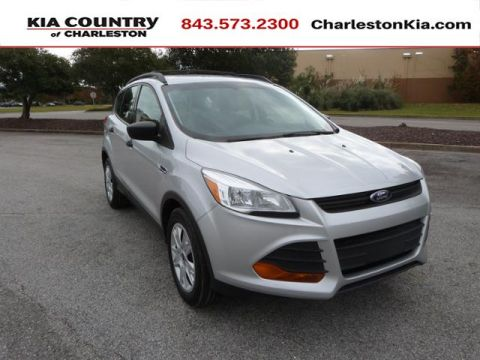 Used Ford Escape FWD 4dr S