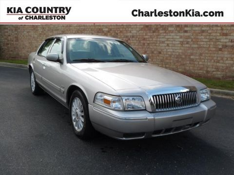 Used Mercury Grand Marquis 4dr Sdn LS