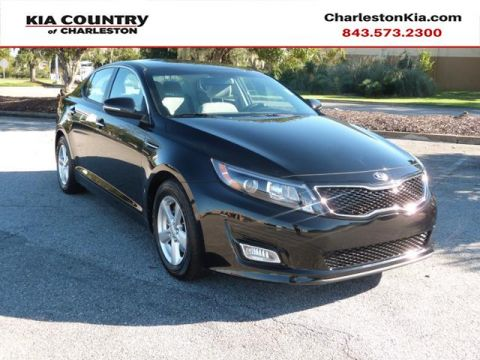 Certified Used Kia Optima 4dr Sdn LX