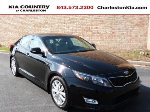 Certified Used Kia Optima 4dr Sdn EX