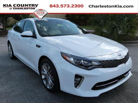 New Kia Optima SX Auto