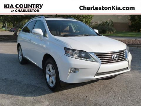Used Lexus RX 350 FWD 4dr