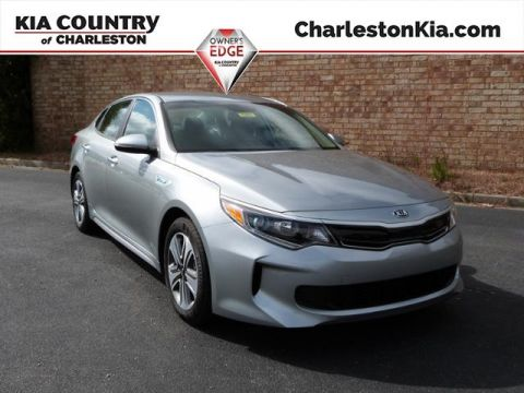 New Kia Optima Hybrid EX Auto
