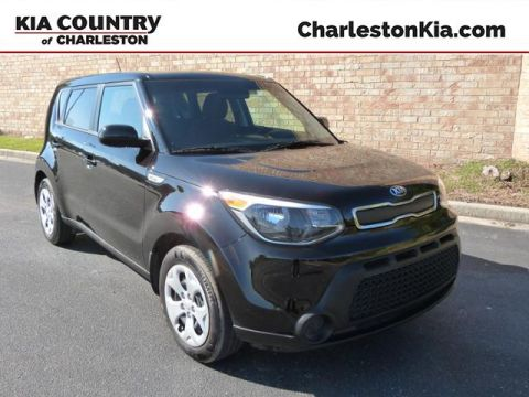 Certified Used Kia Soul 5dr Wgn Man Base
