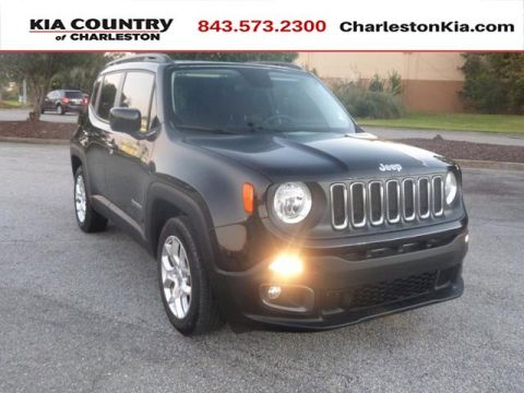 Used Jeep Renegade FWD 4dr Latitude