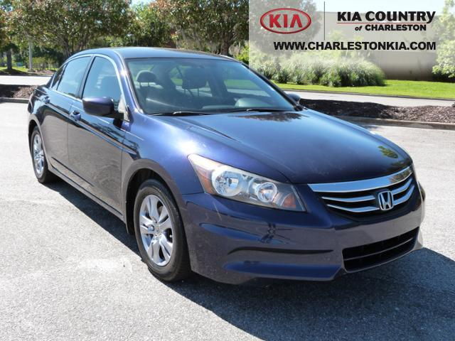 Pre Owned 2011 Honda Accord 4dr I4 Auto Lx P 4dr Car In