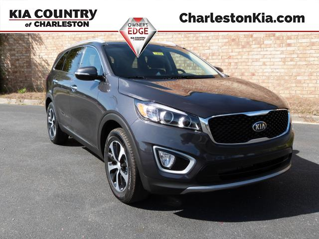 new 2017 kia sorento ex fwd sport utility in charleston sr13533 kia country of charleston. Black Bedroom Furniture Sets. Home Design Ideas